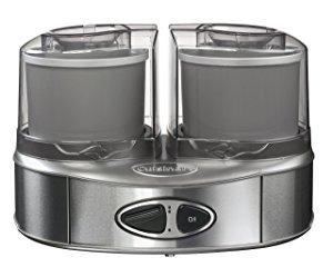 Sorbetière double cuve Cuisinart ICE40BCE